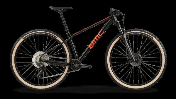 BMC Twostroke AL TWO Schwarz/Orange/Grau