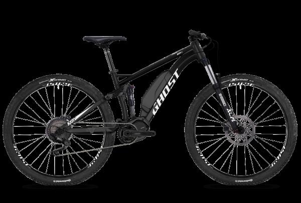 Ghost Hybride Kato FS 3.9 Schwarz/Weiß S