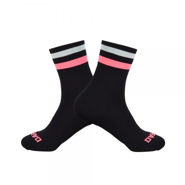 Zenith Socks Schwarz/gestreift 40-46