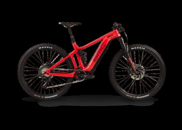 BMC Speedfox AMP FOUR 2020 Rot/Schwarz