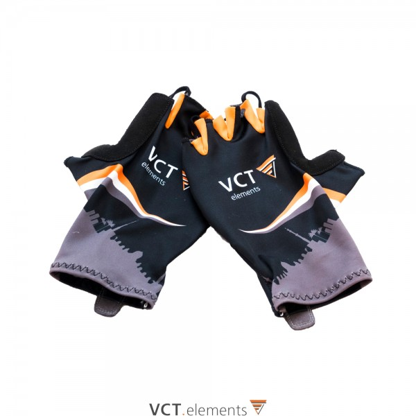 VCT x-Gloves Vuelta Schwarz/Orange