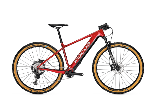 Focus Raven2 9.8 29DI 11G RED 250Wh