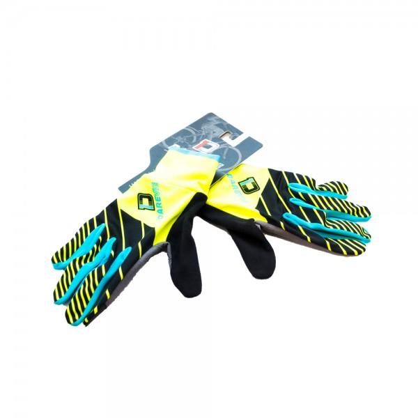 VCT Y-Gloves DAREVIE Schwarz/Gelb